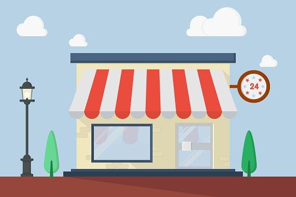 tiendas online y offline