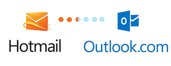 Hotmail a Outlook