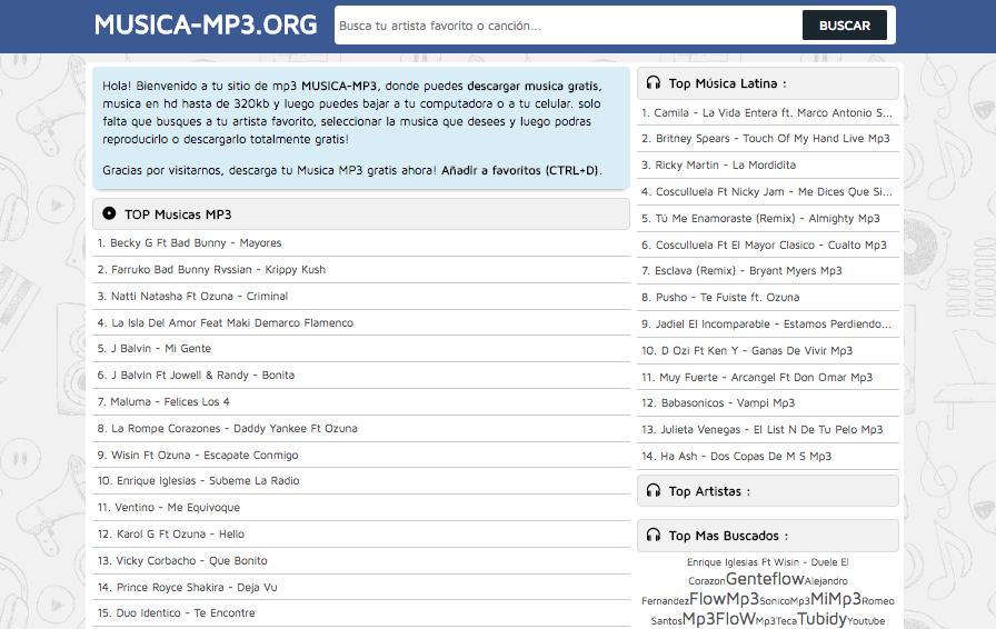 Musica-MP3.org