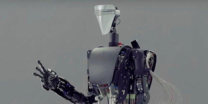 """Inventan en Japón un """"robot-avatar"""""""
