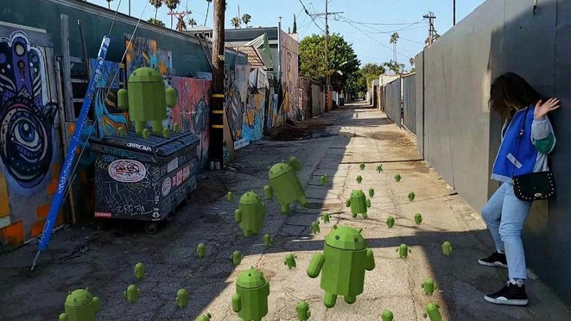 Los mejores juegos de realidad aumentada para móviles