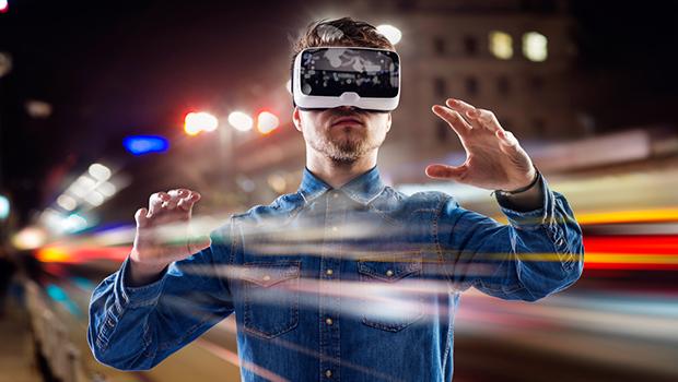 definición de realidad virtual
