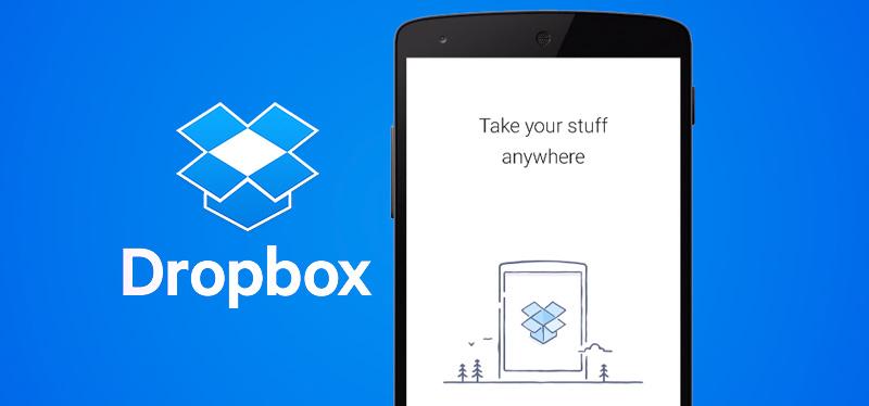 ingresar a Dropbox