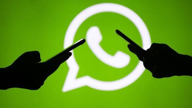 cadena de WhatsApp